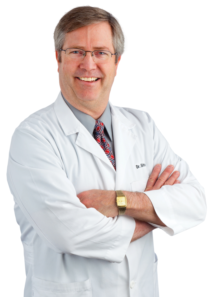 Dr. Randel Stolee, Perham Health general surgeon