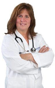 Tonya Diggins, nurse midwife for Perham Health